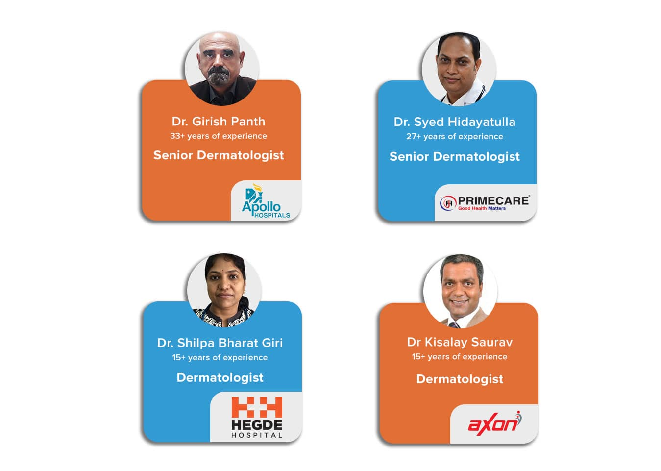 Consult With India's Top Dermatologists Online From The Best
